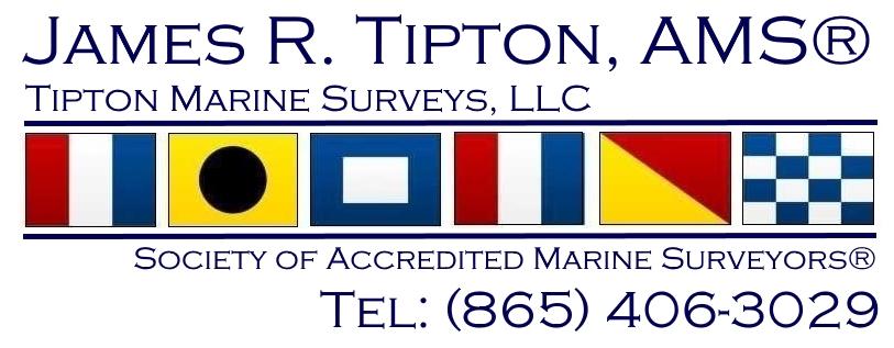 Tipton Marine Surveys, LLC Logo